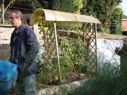 Grez en transition echos de notre visite chez philippe delwiche - Quand repiquer les tomates en pleine terre ...